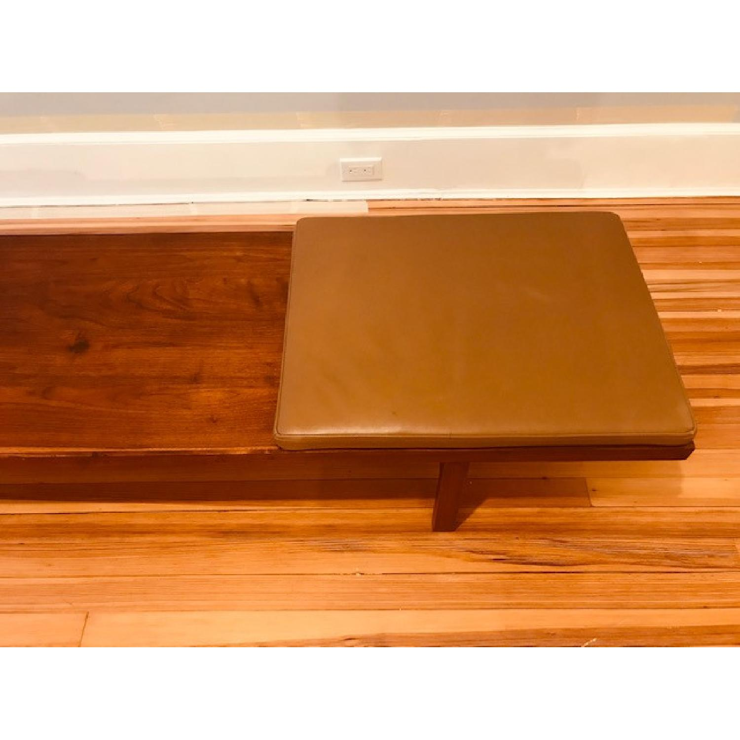 Organic Modernism Coffee Table/Mueller Bench - image-3