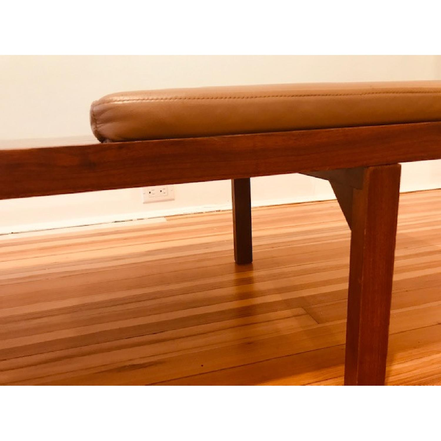 Organic Modernism Coffee Table/Mueller Bench - image-10