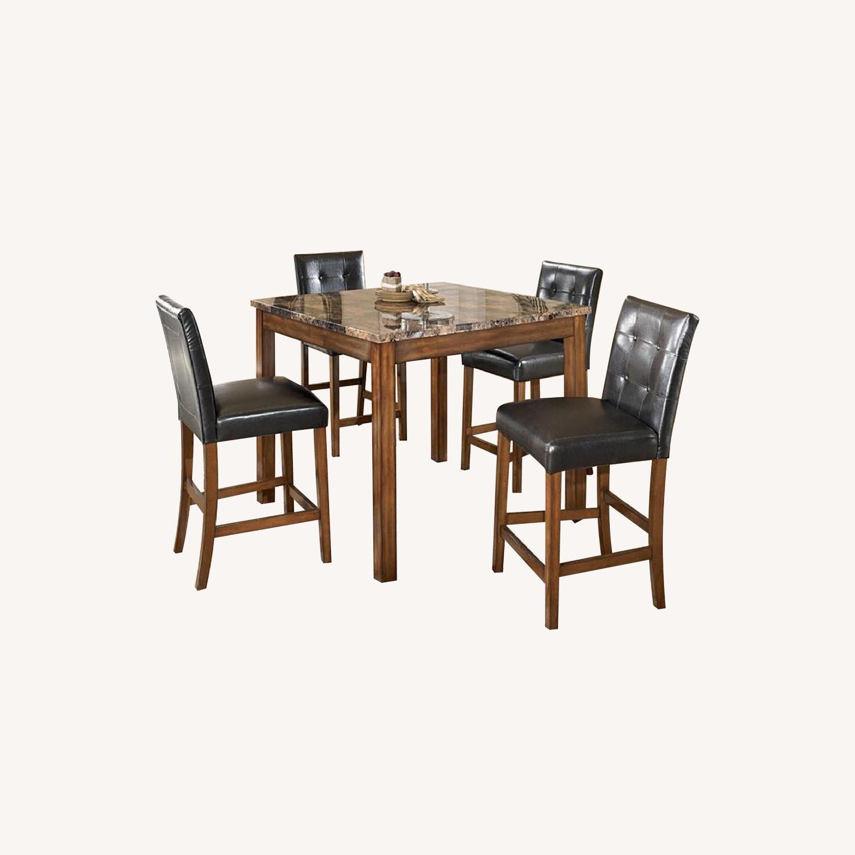 Jennifer Furniture Tyler 4-Piece Dinette Set - image-5