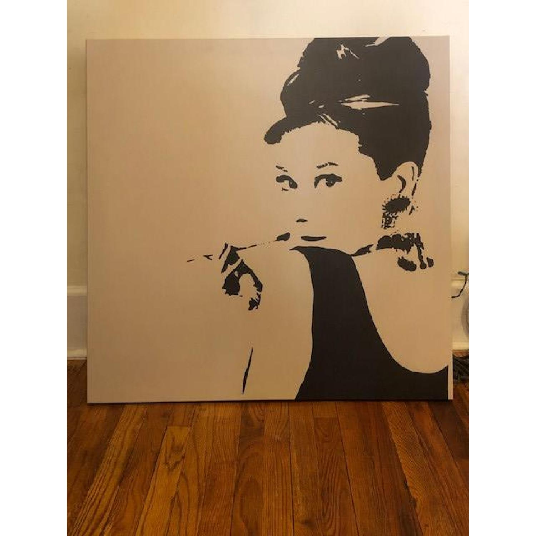 Audrey Hepburn Canvas Print - image-2