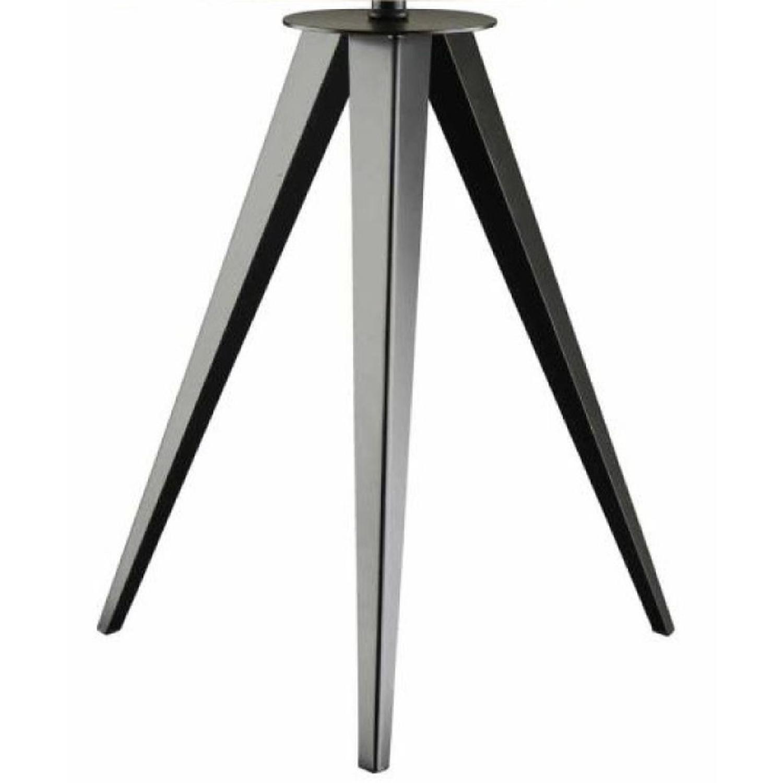 Mid Century Style Modern Table Lamp w/ Tripod Style Base - image-3