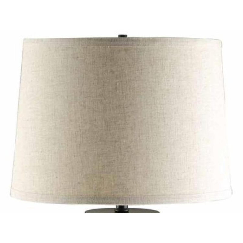 Mid Century Style Modern Table Lamp w/ Tripod Style Base - image-2
