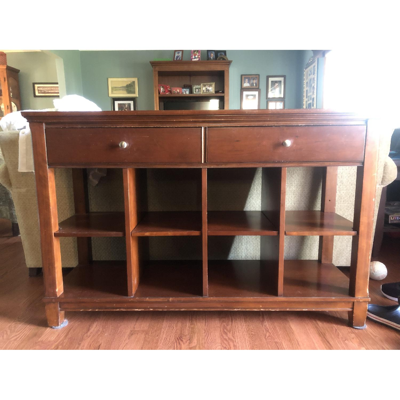 Thomasville Sofa Table - image-2