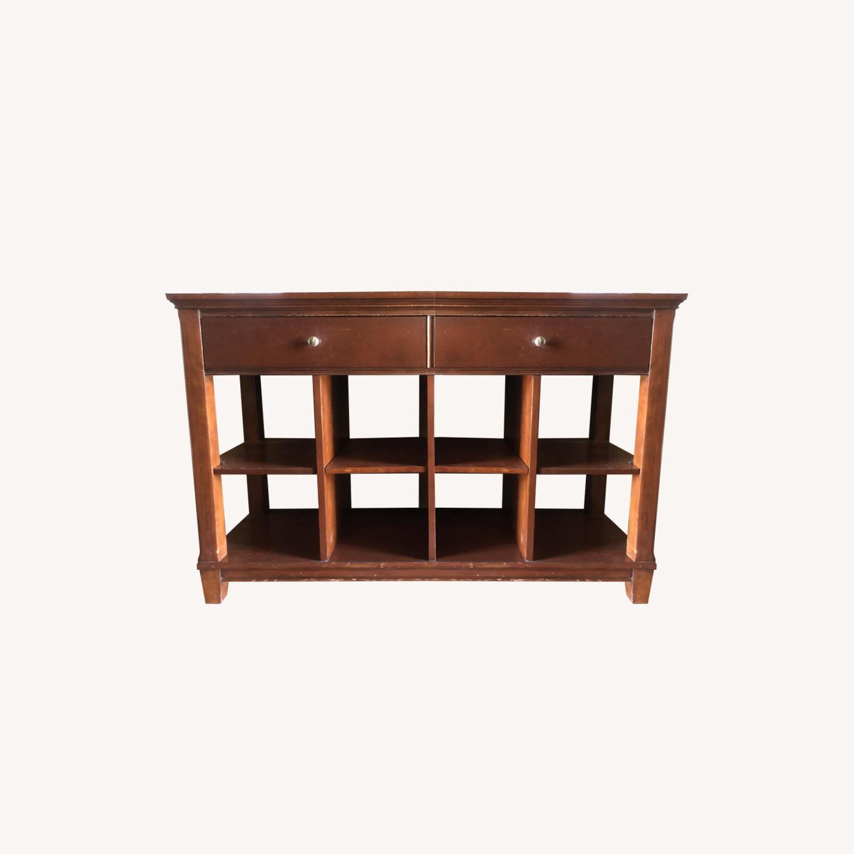 Thomasville Sofa Table - image-0