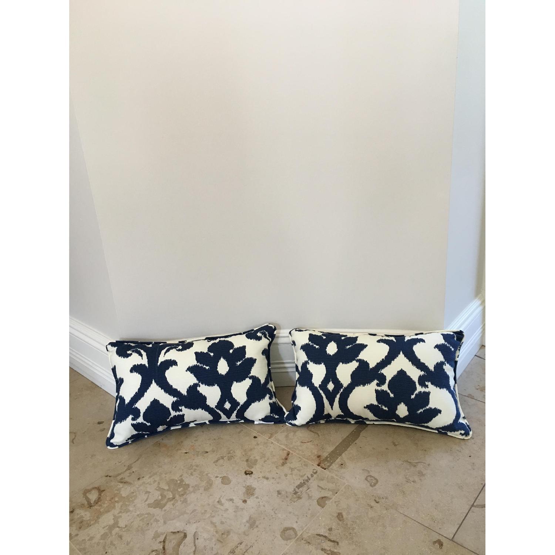 Pillow Perfect Outdoor Decorative Pillows - image-2