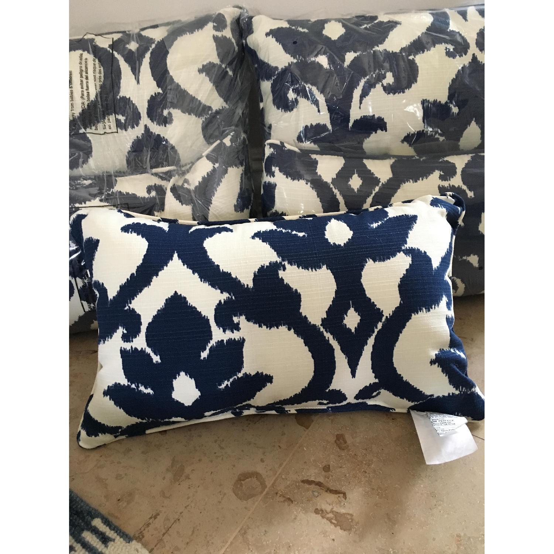 Pillow Perfect Outdoor Decorative Pillows - image-3