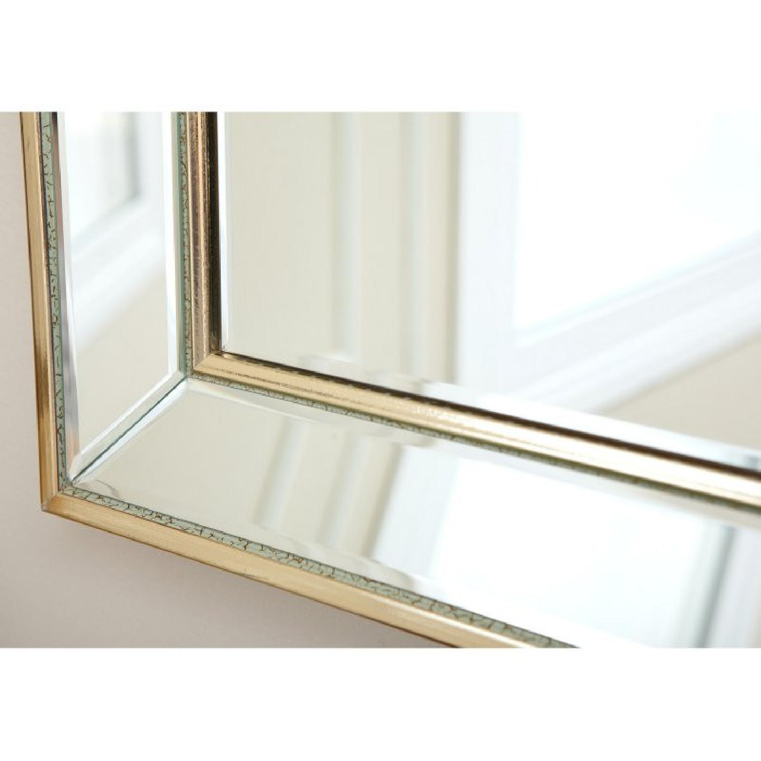 Abbyson Living Rectangular Wall Mirror - image-1