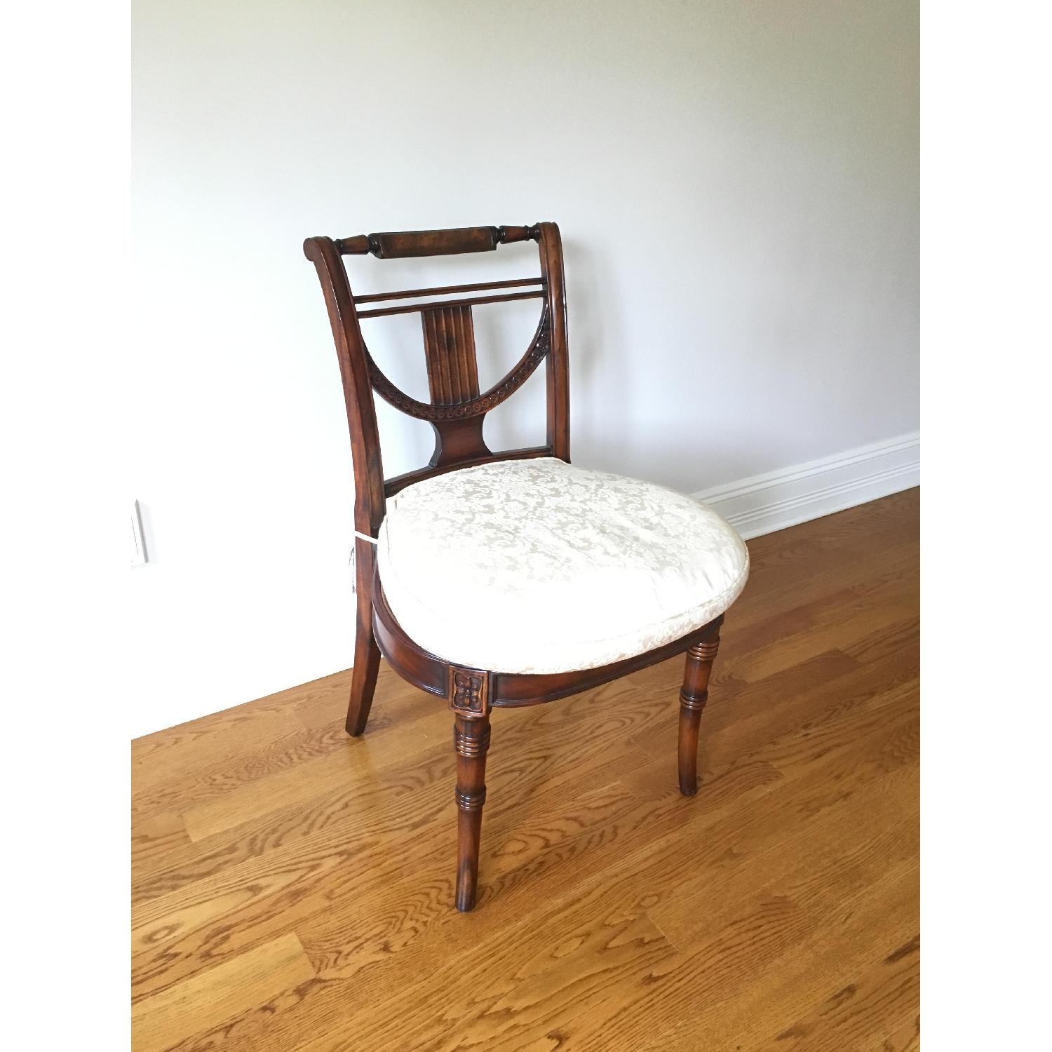 Hand Caned Chair - image-1