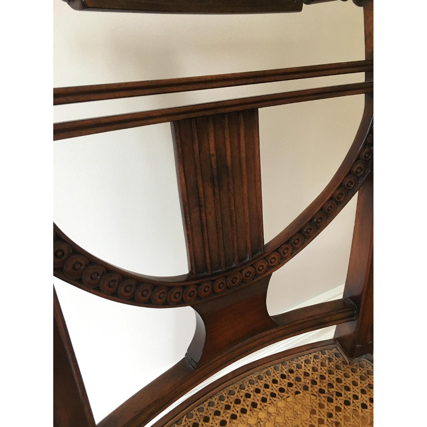 Hand Caned Chair - image-4