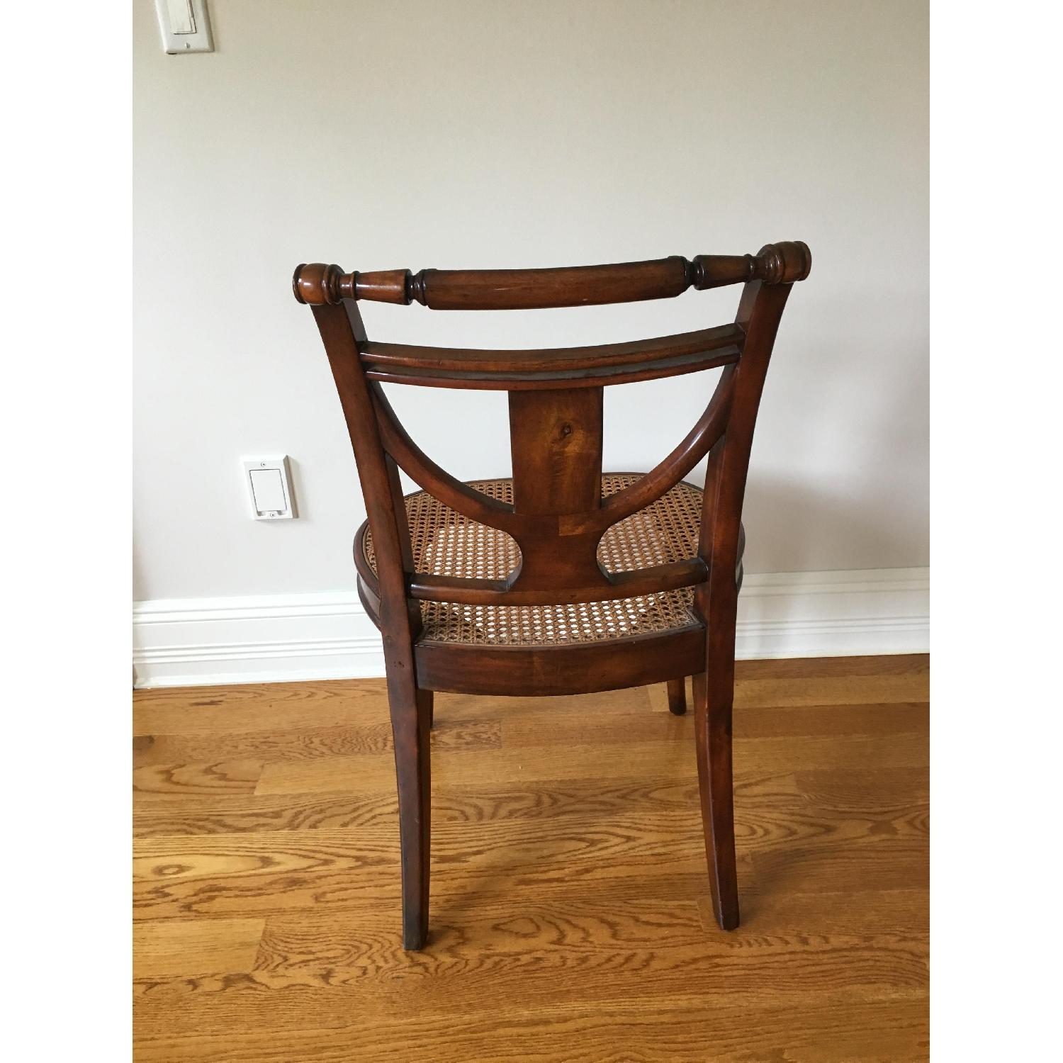 Hand Caned Chair - image-5