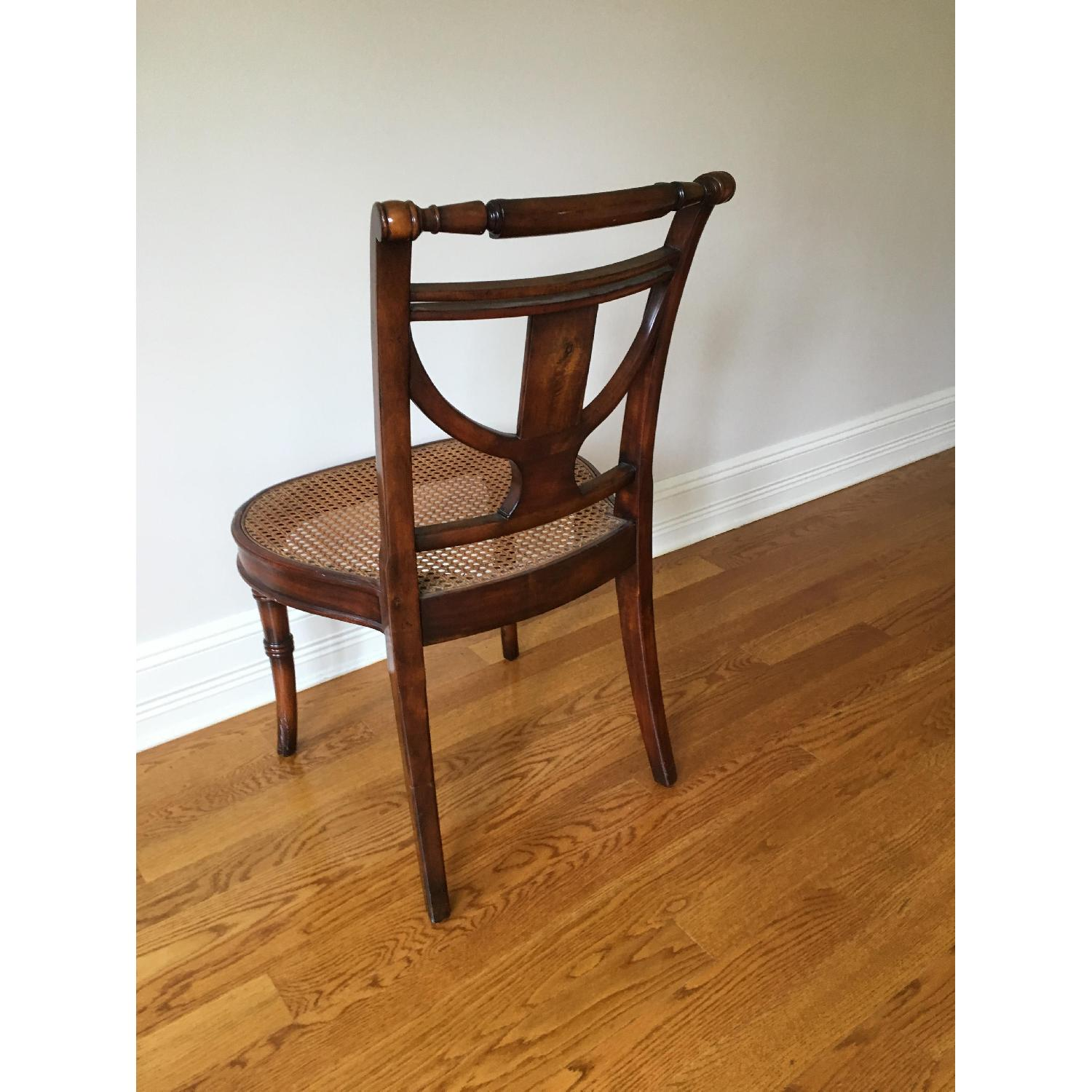 Hand Caned Chair - image-7