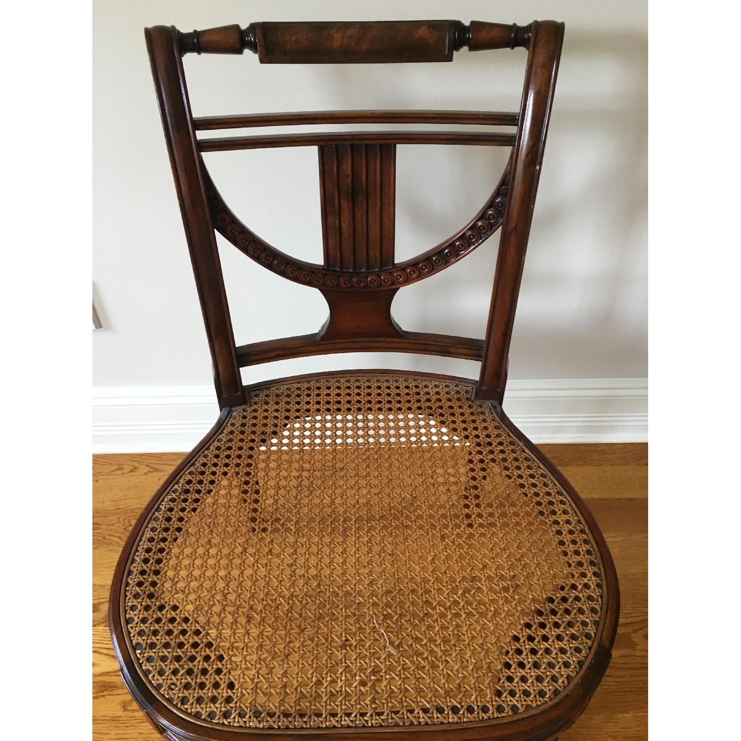 Hand Caned Chair - image-8