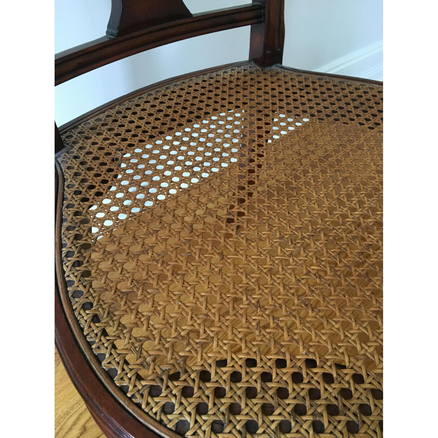Hand Caned Chair - image-9