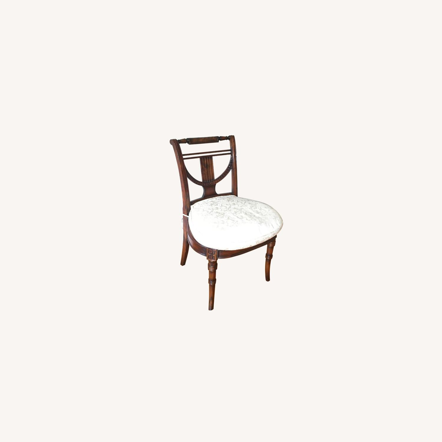 Hand Caned Chair - image-0