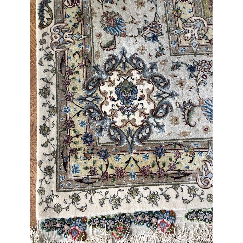 Handwoven Tabriz Persian Area Rug - image-6