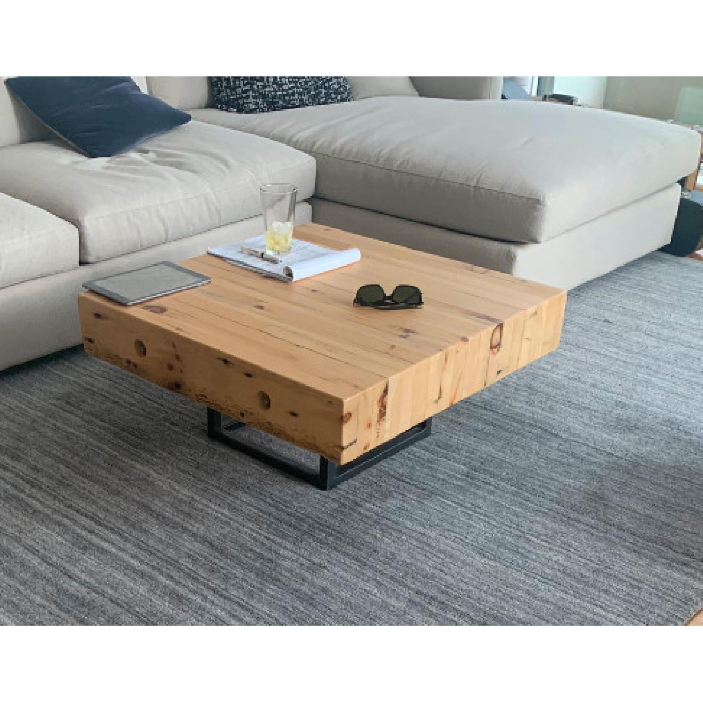 - Room & Board Briggs Coffee Table - AptDeco