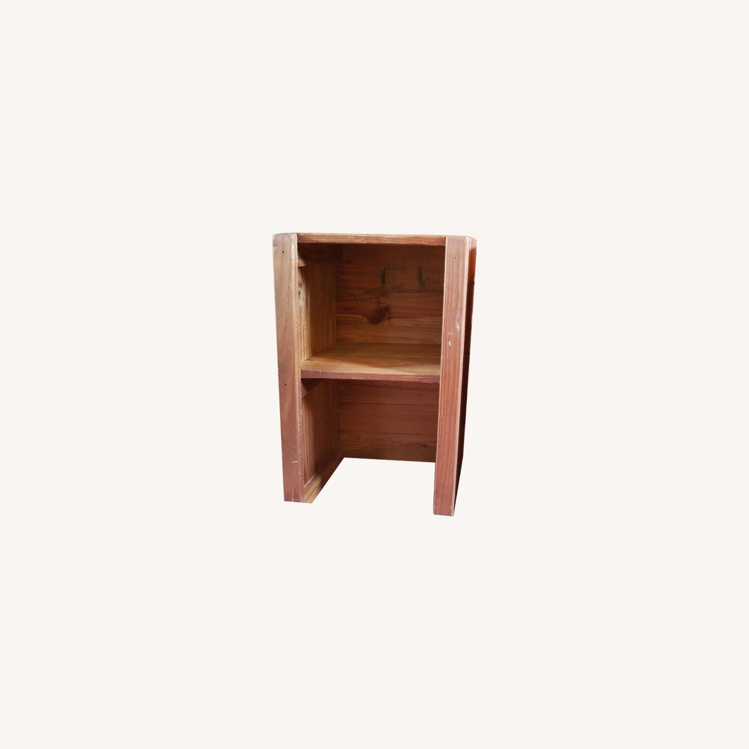 Wood Nightstands/Side Tables - image-0