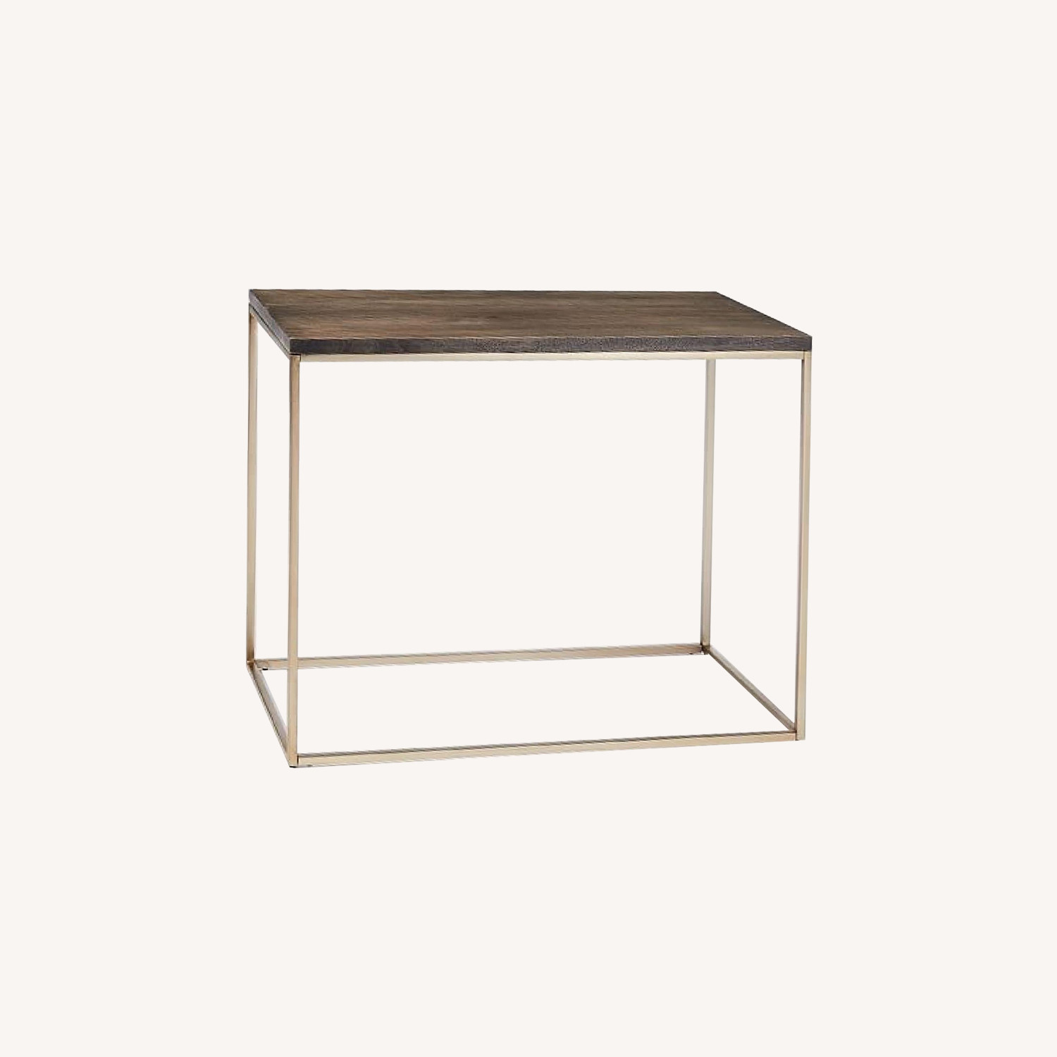 West Elm Streamline Side Table