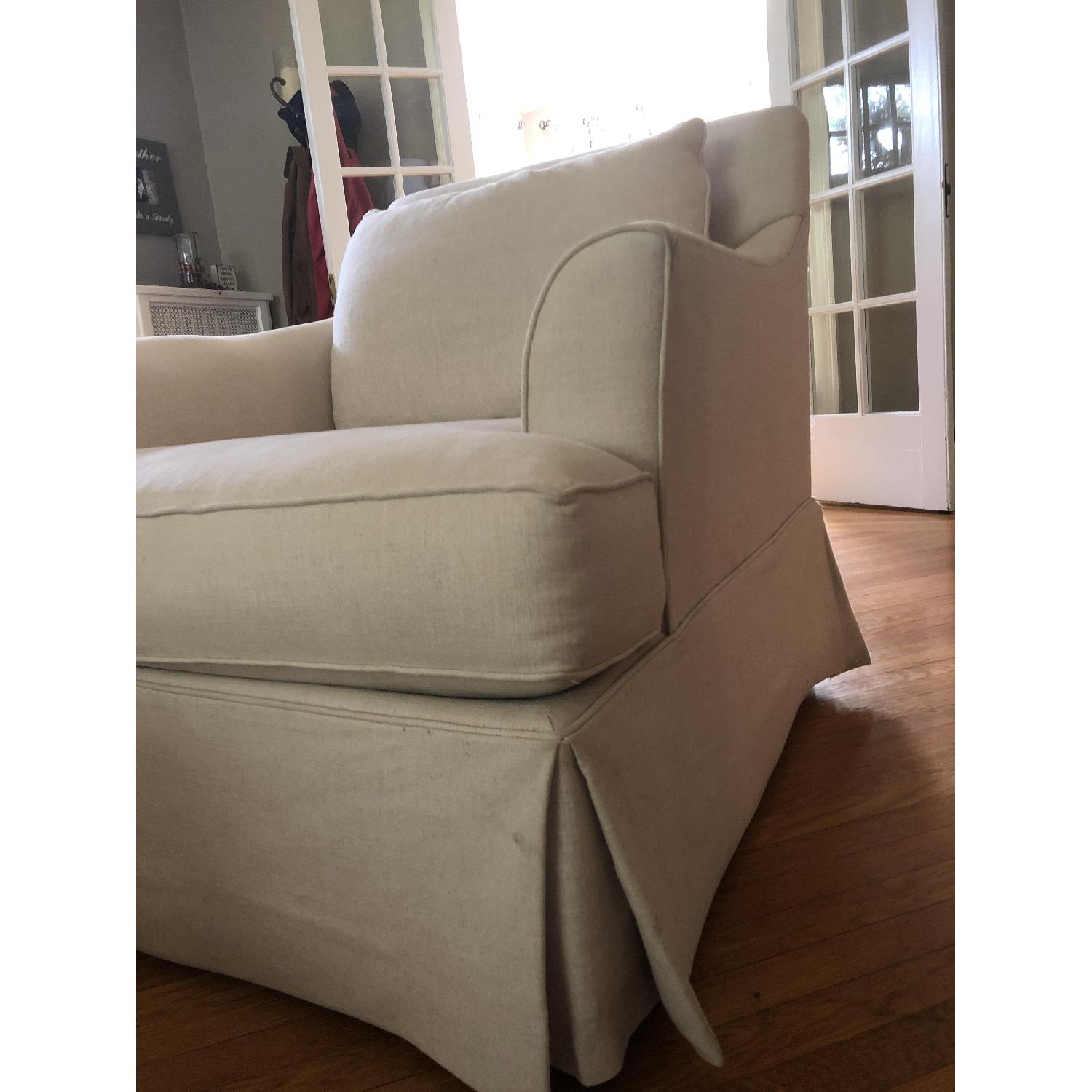 Macy's Natural Accent Chairs - image-2