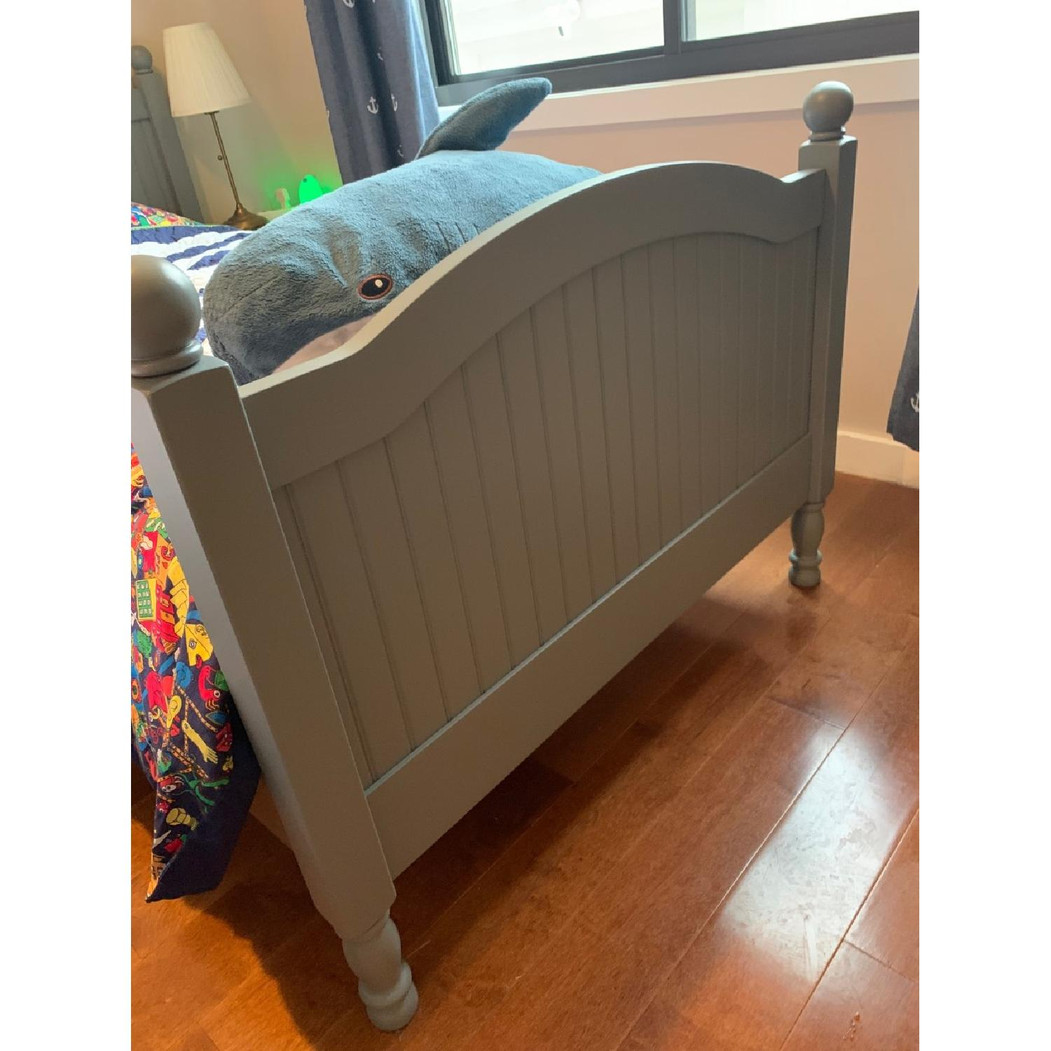 Pottery Barn Catalina Twin Size Bed - image-4