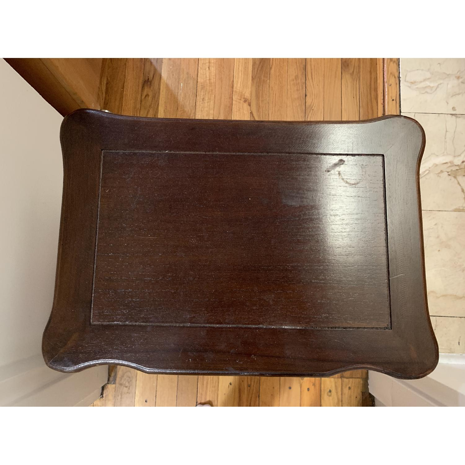 Antique Style Side Table - image-1