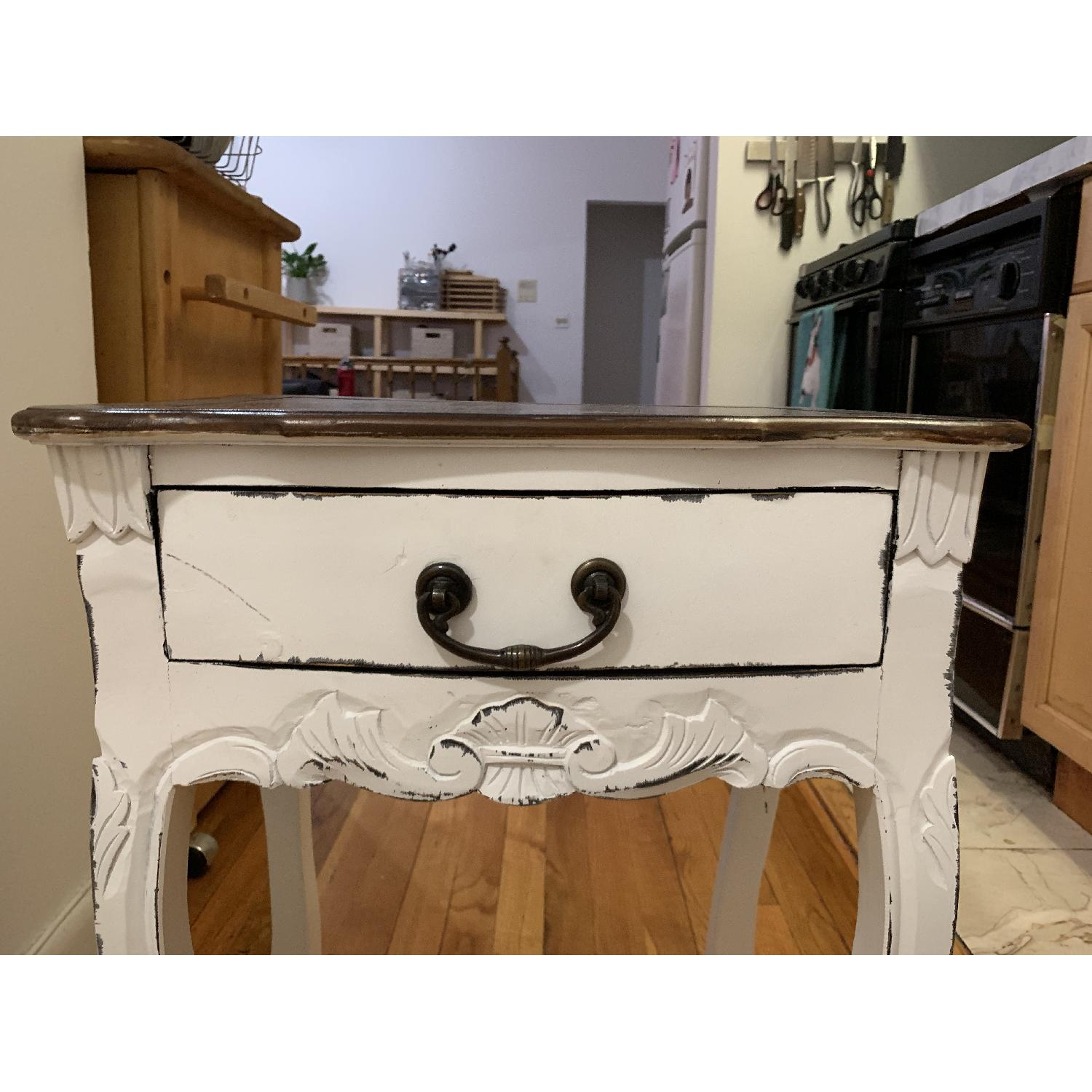 Antique Style Side Table - image-2