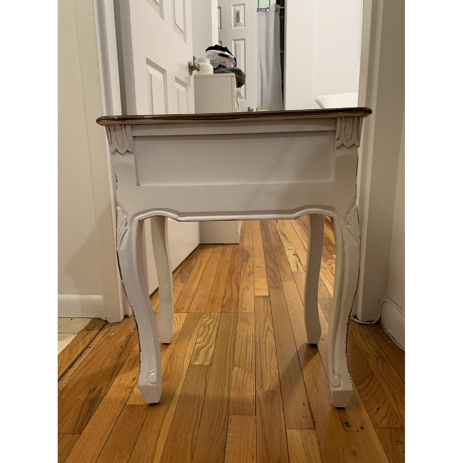 Antique Style Side Table - image-4