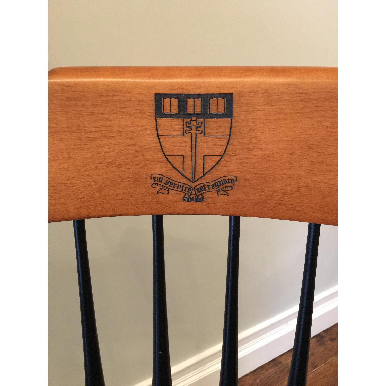 Vintage Nichols & Stone Windsor Harvard Chairs - image-5