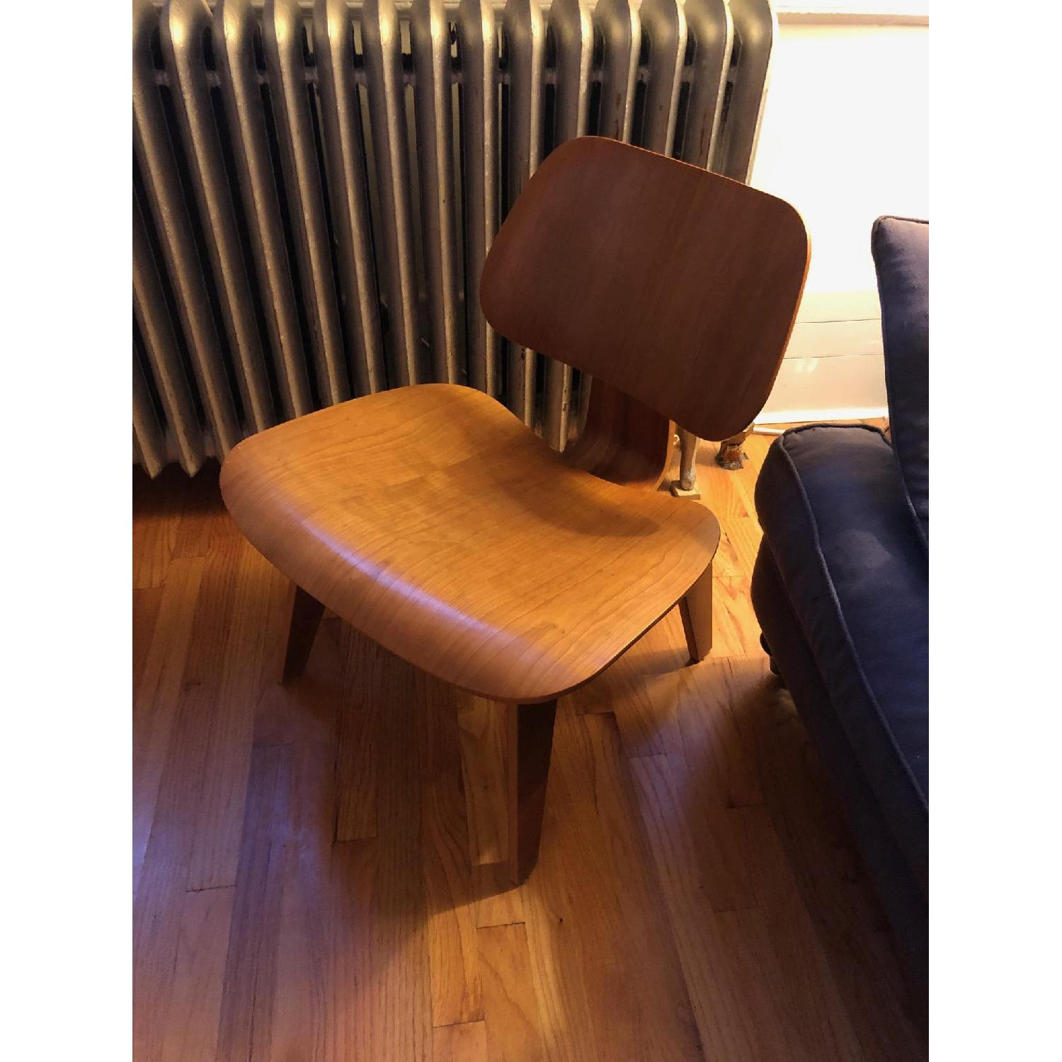 Herman Miller Eames LCW Walnut Chair - image-2