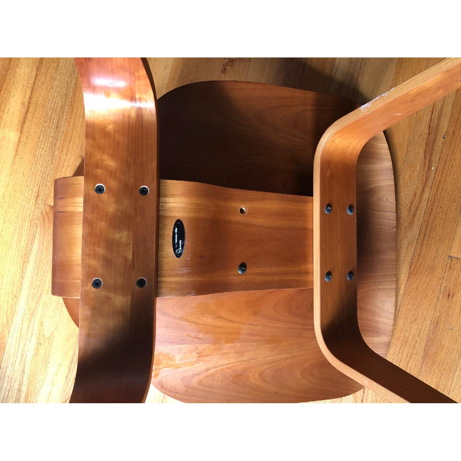 Herman Miller Eames LCW Walnut Chair - image-4