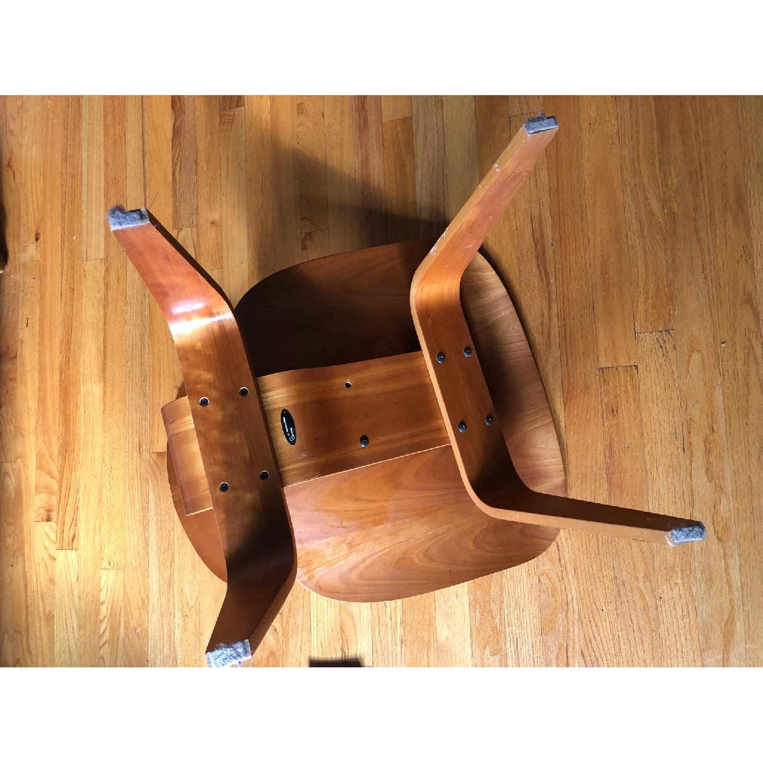 Herman Miller Eames LCW Walnut Chair - image-5