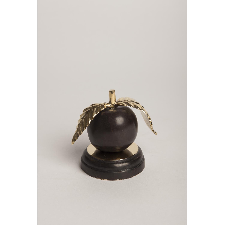 Peach Bronze Sculpture - image-2
