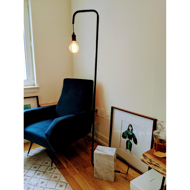 CB2 Marble Floor Lamp - image-3