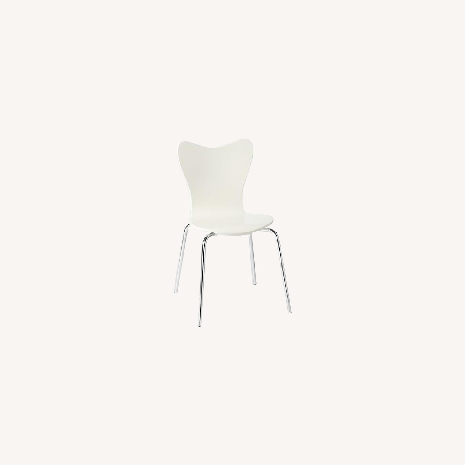 West Elm Scoop Back Dining Chairs