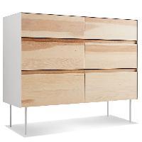 Blu Dot Clad 6 Drawer Dresser