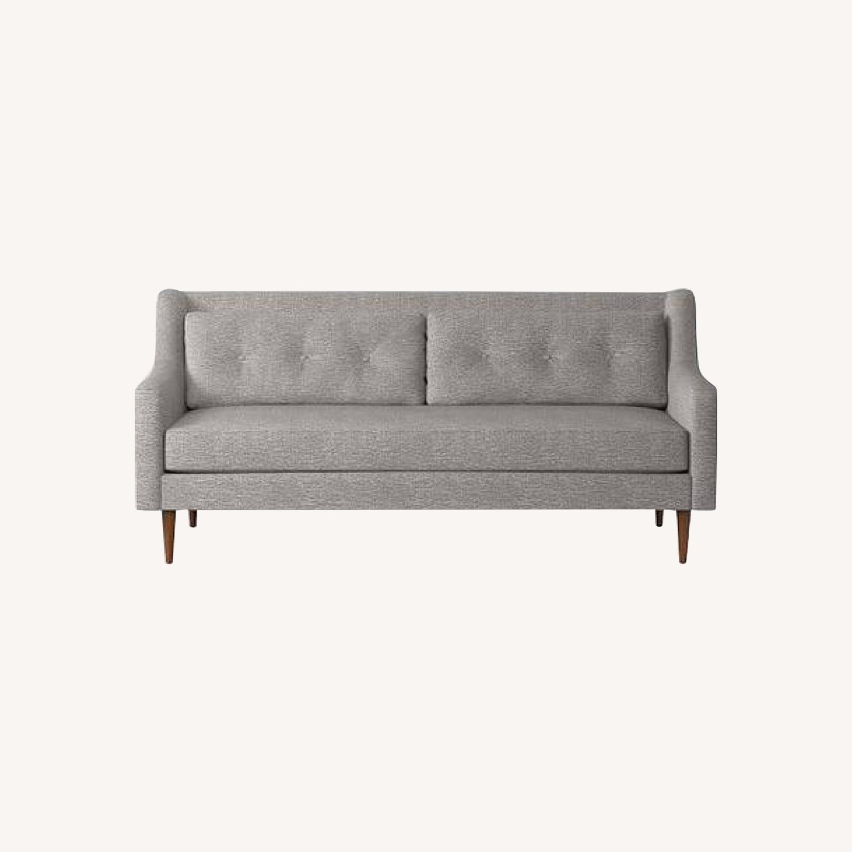West Elm Crosby Mid-Century Sofa
