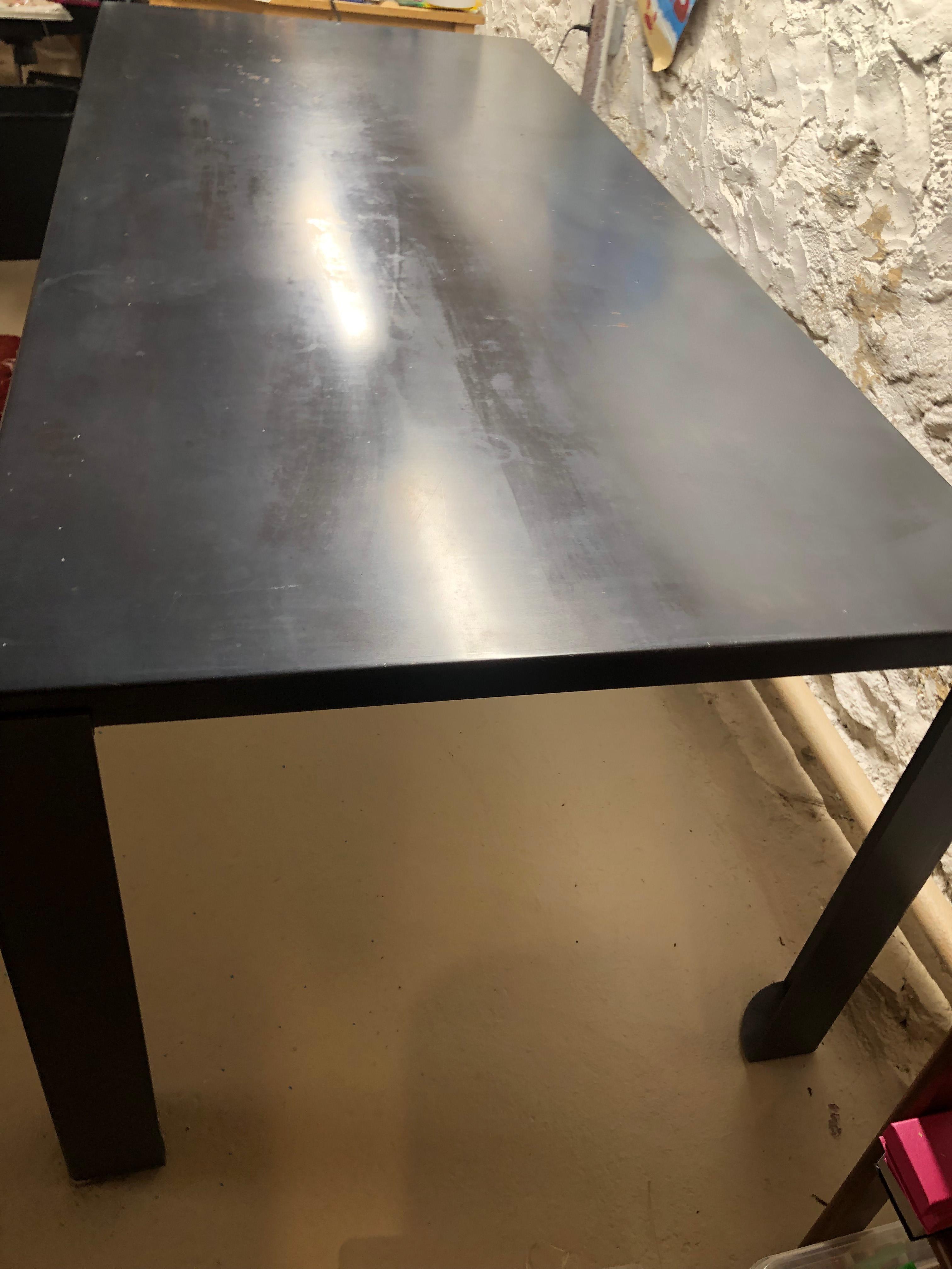 Zeus Metal Dining Table