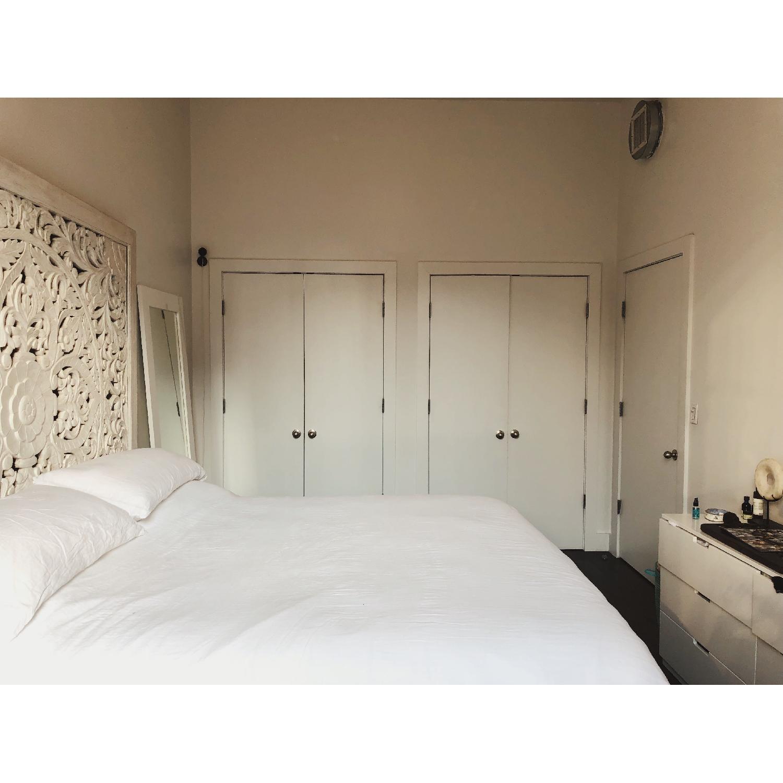 Anthropologie Lombok King Size Bed - image-1
