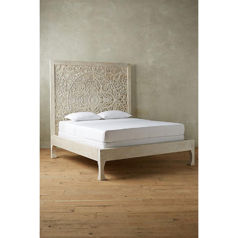 Anthropologie Lombok King Size Bed - image-2