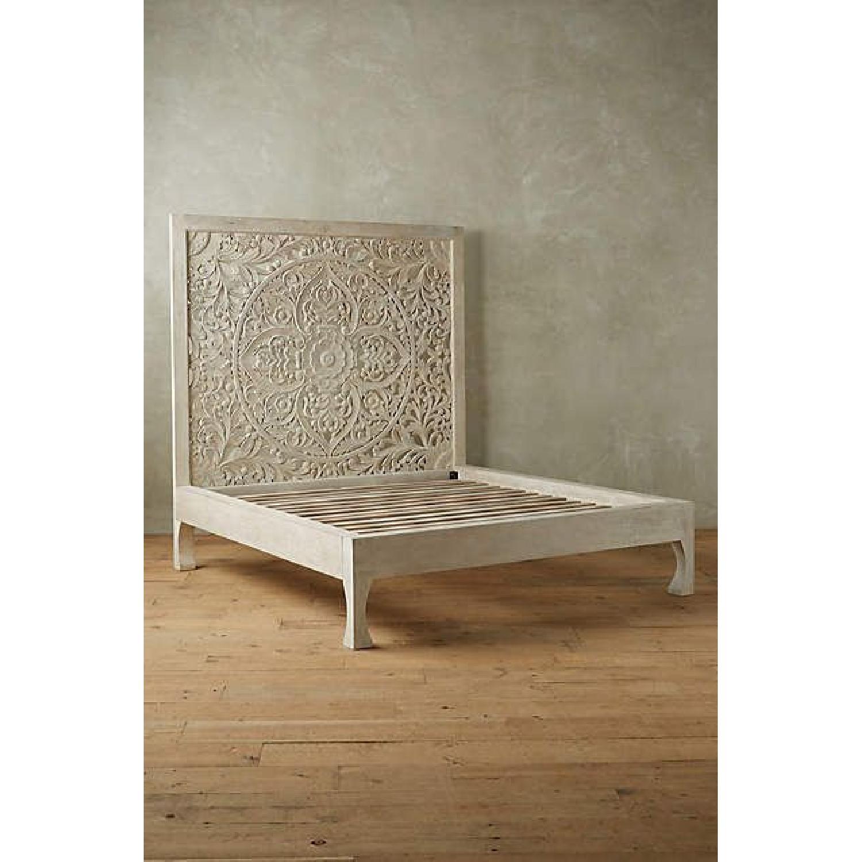 Anthropologie Lombok King Size Bed - image-3