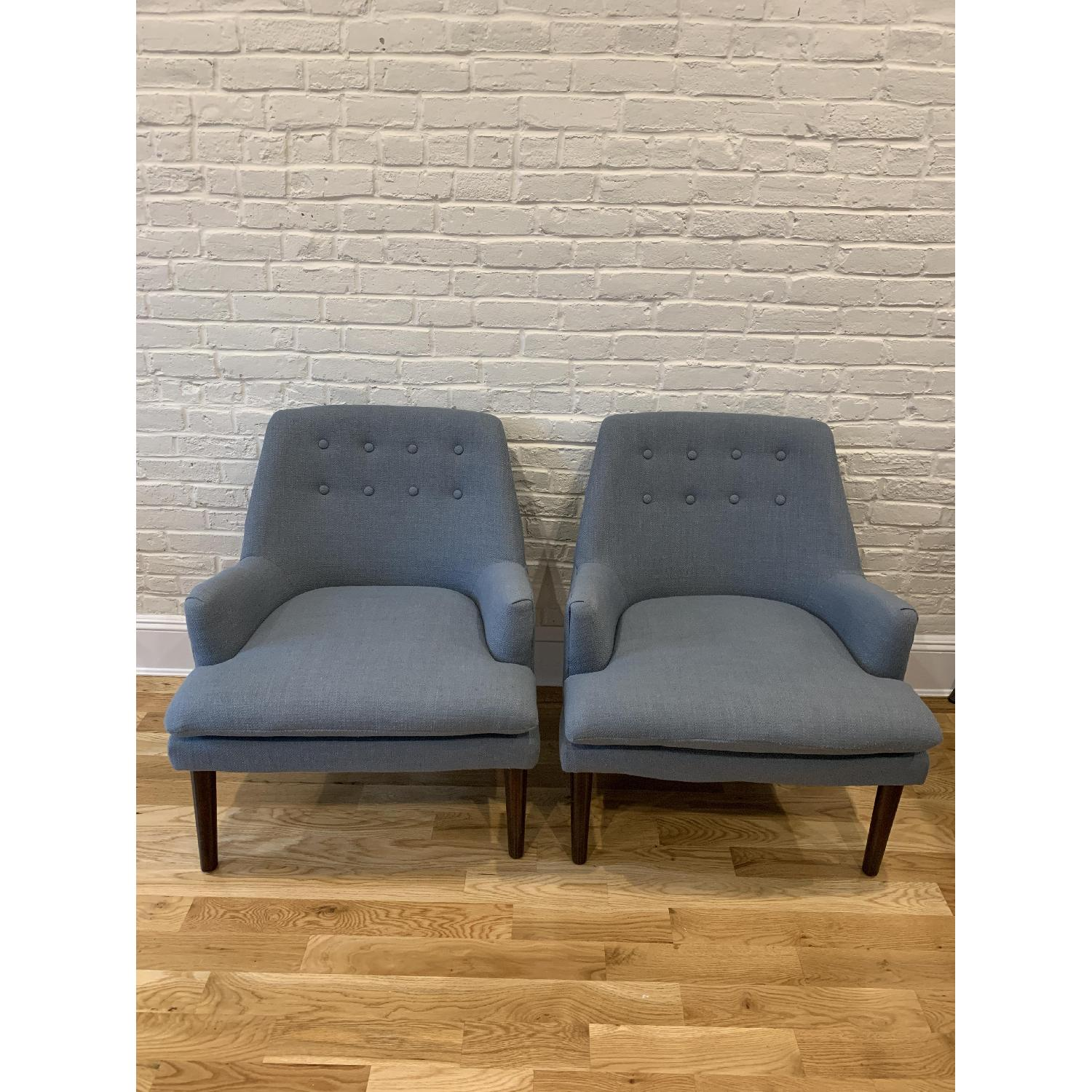 Langley Street Carncome Arm Chairs - image-1
