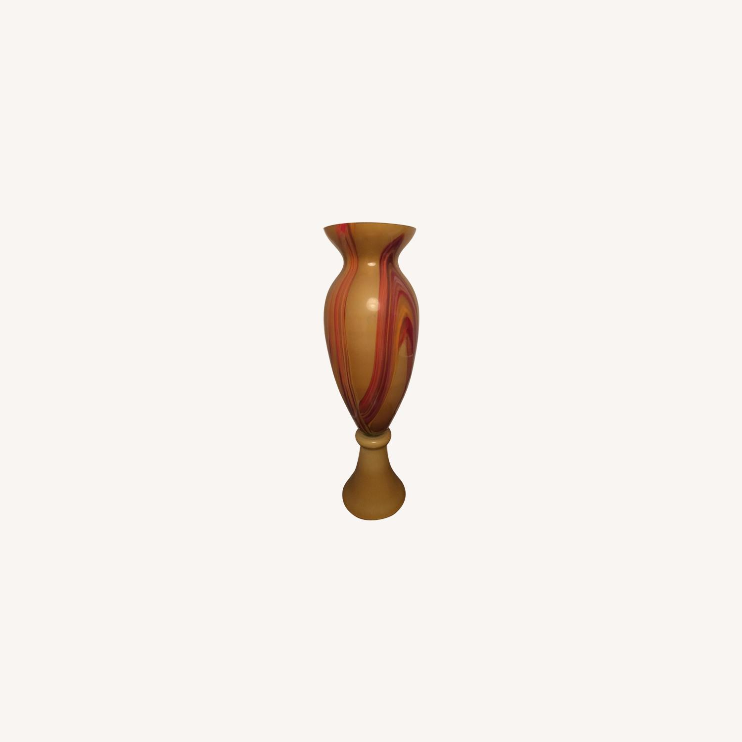 Canal Furniture Floor Vase - image-0