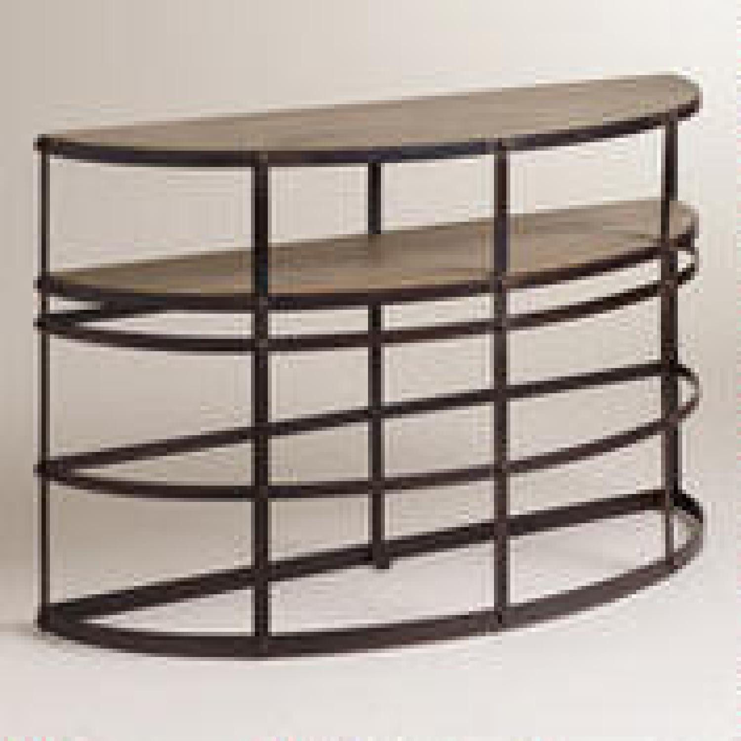 World Market Worley Console Table - image-0