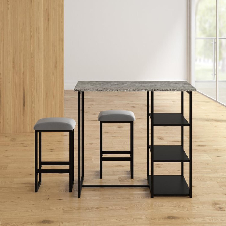 High Top Bar Table - image-2