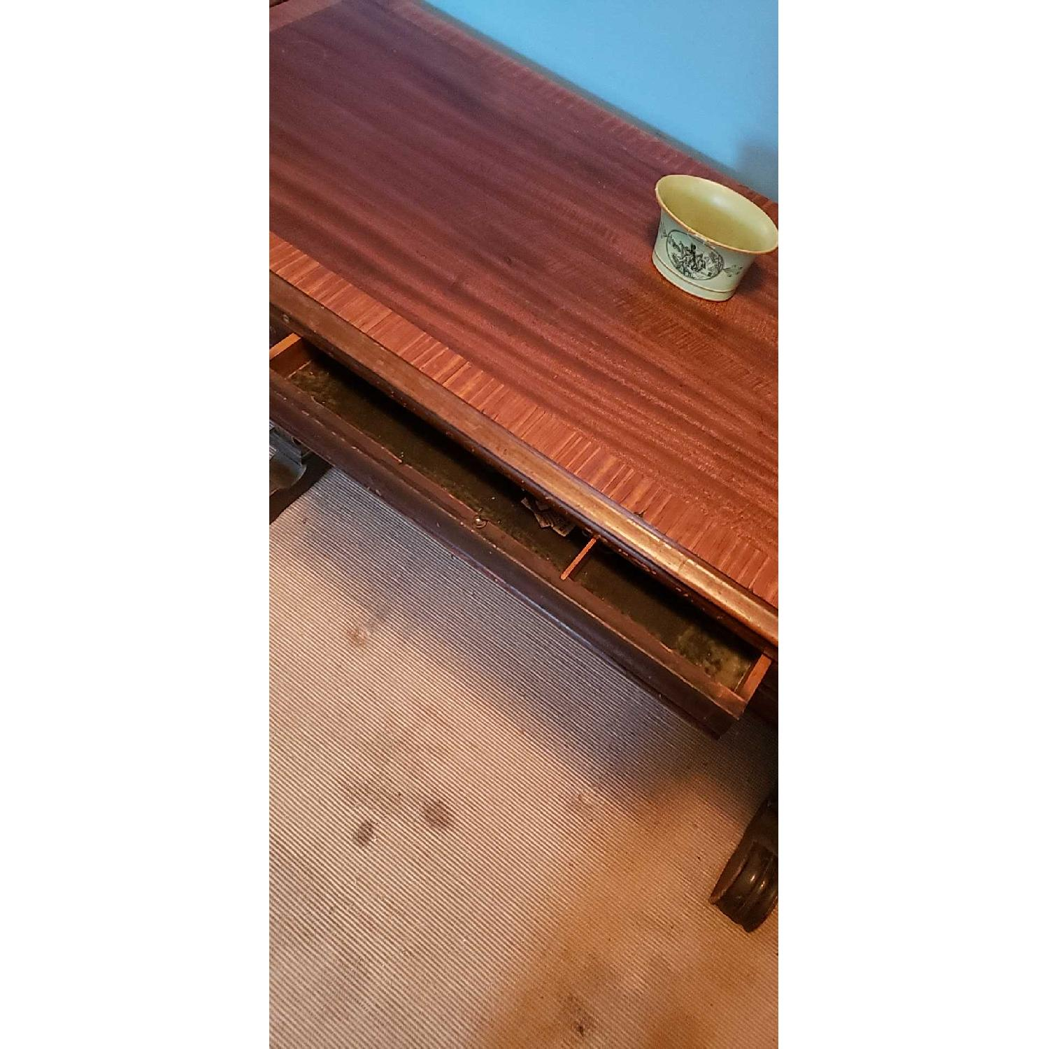Antique Side/Sofa Table - image-2