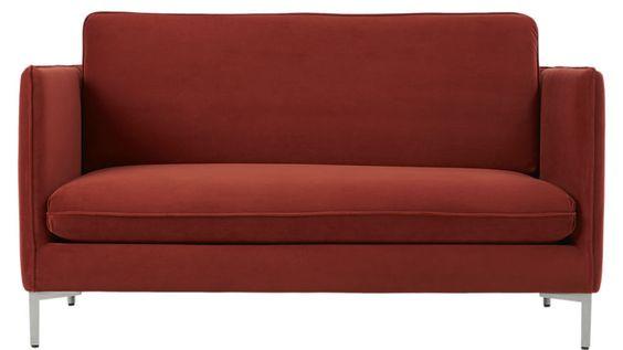 CB2 Flatiron Apartment Sofa