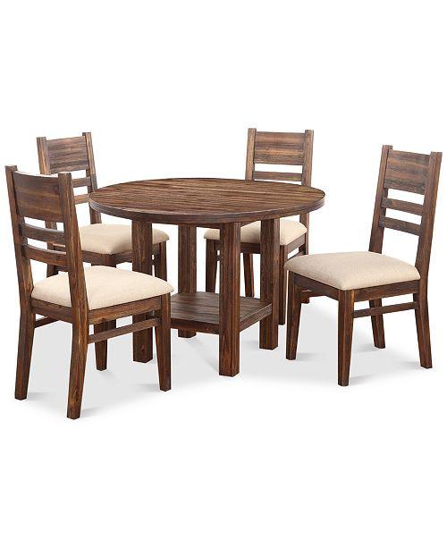 Macy's Avondale 5 Piece Dining Set