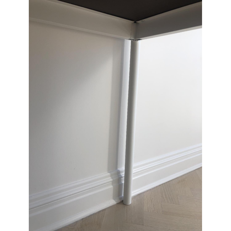 Muuto Matte White Desk/Dining Table - image-5