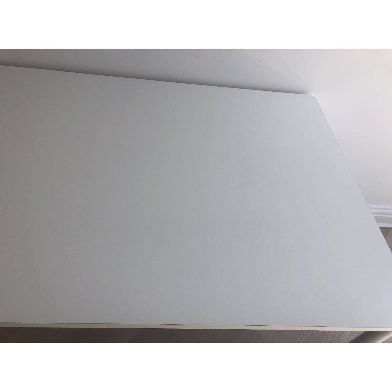 Muuto Matte White Desk/Dining Table - image-11