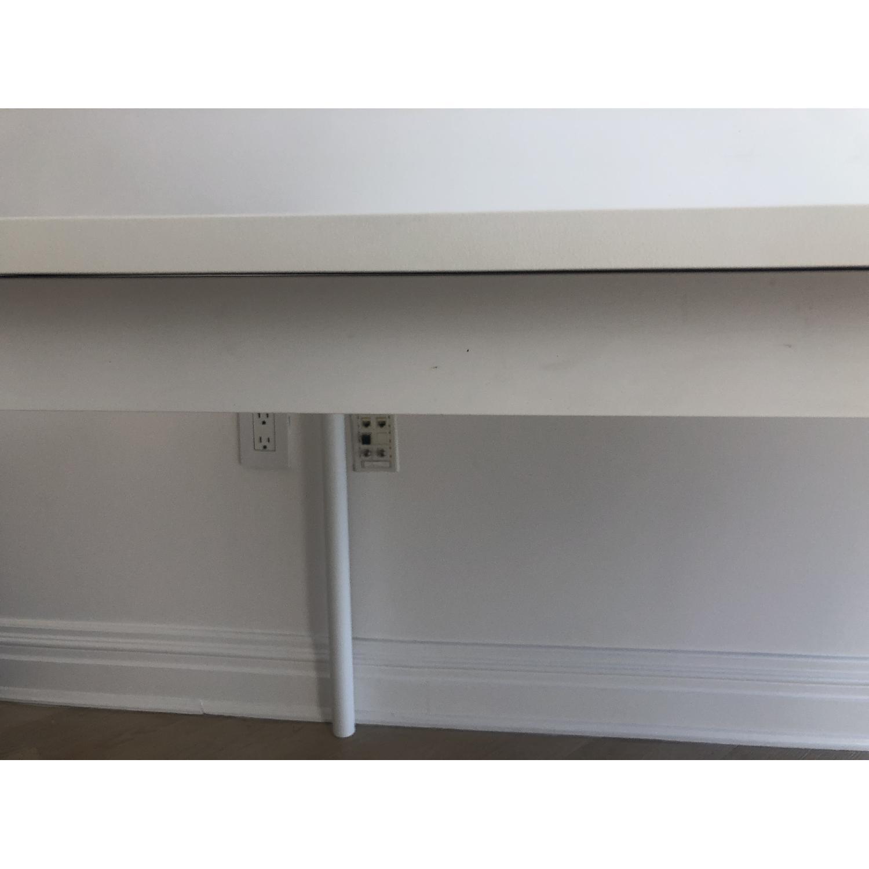 Muuto Matte White Desk/Dining Table - image-12
